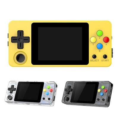 Ldk 2.6 Inch Game Console Open Source System Mini Handheld Build-In 3000 Ga J1H7