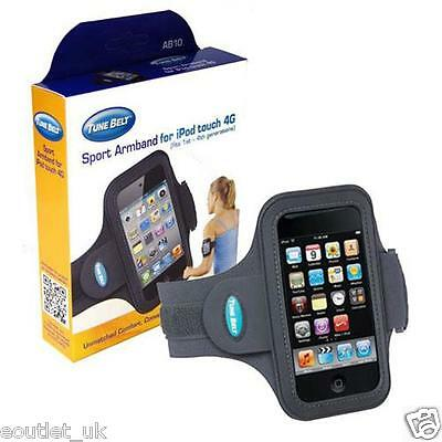 Tune Belt AB10 Neoprene Sports Armband For iPod Touch 1 2 3 4G Running Gym NEW