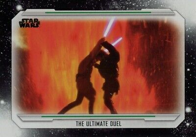 Star Wars Skywalker Saga Complete Trading Card Base Set