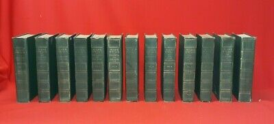 The Writings of Mark Twain, Author's National Edition First 13 Volumes Vintage