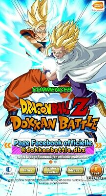 🐉Dokkan Battle🐉 - GLOBAL -+ 2300 DS (Android / iOS)