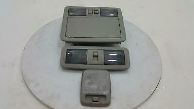 Nissan Pathfinder R51 Set Of Interior Courtesy Lights Sunroof Switch Cubby Box