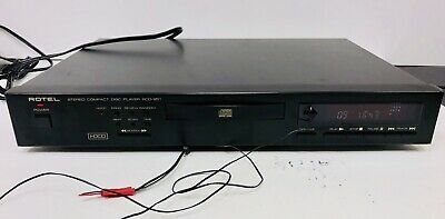 Rotel RCD 951 HDCD Cd Player With Remote