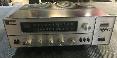 The Fisher 505 Stereo Receiver