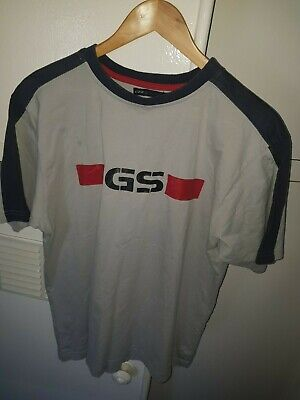 OFFICIAL BMW GS motorrad t shirt polo shirt size large