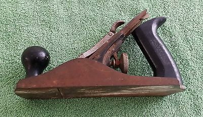 Vintage Millers Falls 900 Wood Plane 9.5 Inches Long Carpentry Tool