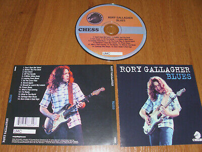"""Rory Gallagher """" Blues """" 2019  Cd !"""