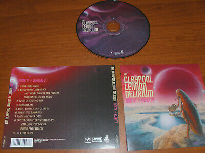 "The Claypool Lennon Delirium "" South Of Reality "" 2019  Cd !"