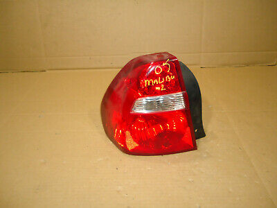 New Tail Light Lamp Driver Left Side Chevy LH Hand Sedan GM2800165 15868494