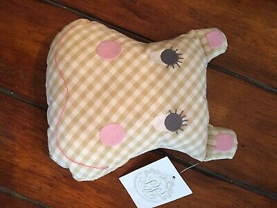 The Beaufort Bonnet Company Tooth Pillow, Hippo