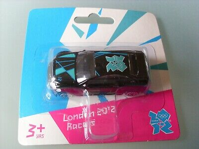 Corgi London 2012 Races Olympic and Paralympic Die cast car TY62309