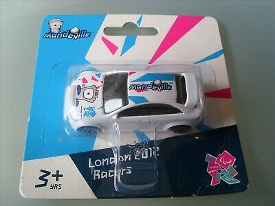 Corgi London 2012 Races Olympic and Paralympic Die cast car TY62312