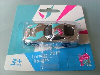 Corgi London 2012 Races Olympic and Paralympic Die cast car TY62302