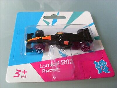Corgi London 2012 Races Olympic and Paralympic Die cast car TY62317