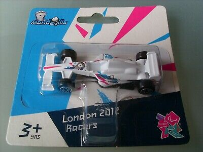 Corgi London 2012 Races Olympic and Paralympic Die cast car TY62320
