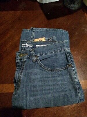 Mens Urban Pipeline Regular Fit Jeans!  Size 36x34!  NWT! Medium Wash!