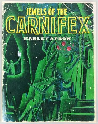Goodman DCC RPG Jewels of the Carnifex (Vintage Cover Edition, Gen Con Ex SC NM