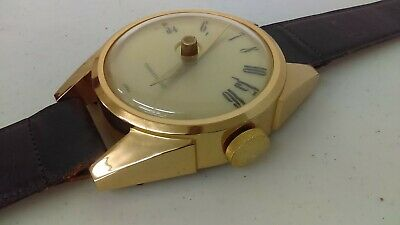 "Vintage 1960's Japan Giant 31"" Wrist Watch Wall Table AM Transistor Radio Works"