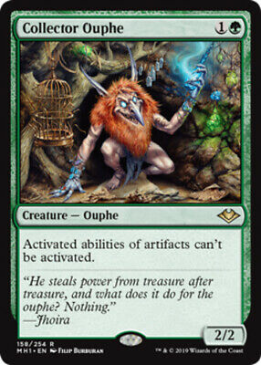 [1x] Collector Ouphe - Foil [x1] Modern Horizons Near Mint, English -BFG- MTG Ma