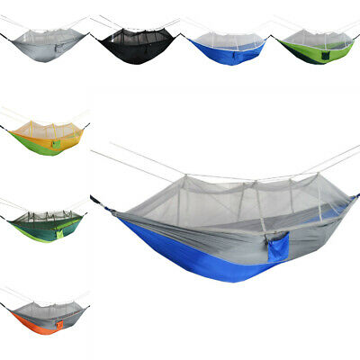 Double Person Outdoor Travel Camping Mosquito Net Tent Hanging Hammock