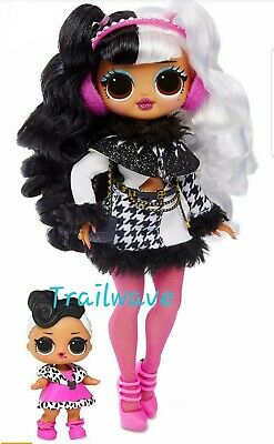 Lol Surprise - Dollie / Dollface - Omg Winter Disco Doll 2019 -