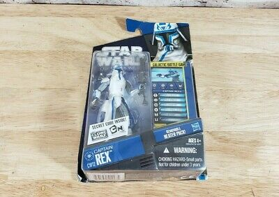 New Star Wars The Clone Wars CW12 Captain Rex