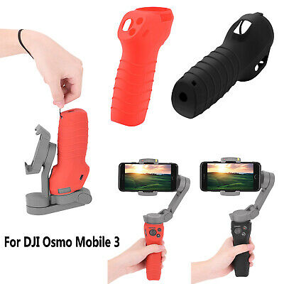 For DJI Osmo Mobile 3 Stabilizer Gimbal Silicone Protective Cover Case Sleeve