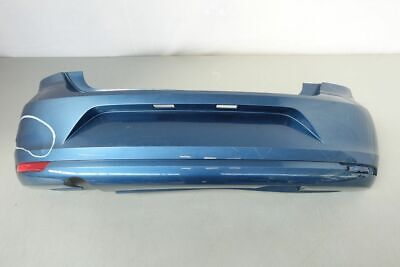 GENUINE VOLKSWAGEN POLO 2014-onwards Hatchback REAR BUMPER p/n 6C6807421A