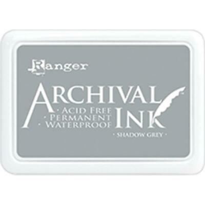 Archival Ink Pad - Shadow Gray