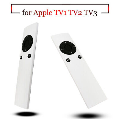 Universal Replacement Infrared Remote Controller for Apple TV TV2/3/4 Control