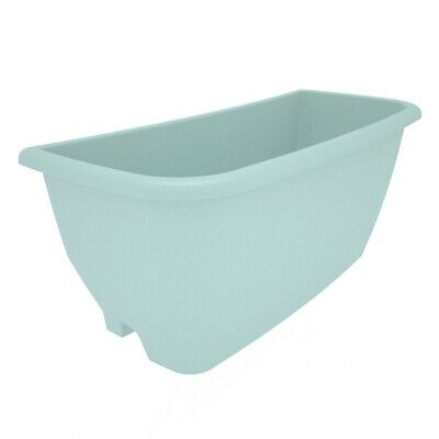 3 Pack of water butt planters for Rainwater Terrace