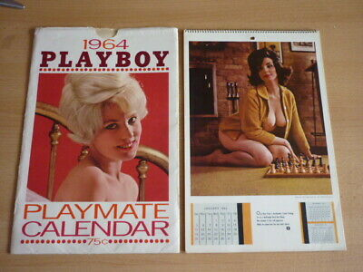 Calendrier PlayBoy 1964