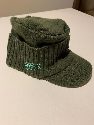 Ted winter Hat. Tooheys Extra Dry. Green