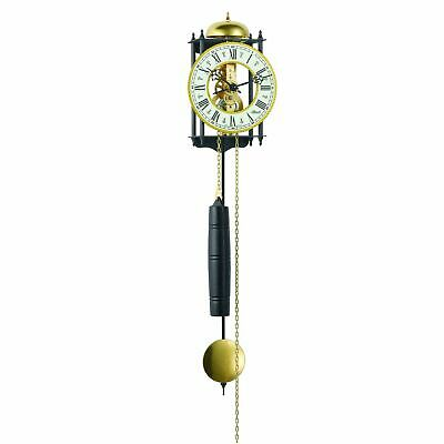 Hermle 70731-000711 Skeleton Wall Clock - UK Supplied Next Day Delivery