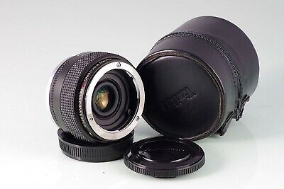 Vivitar Macro Focusing Teleconverter 2X for Olympus Om Excellent