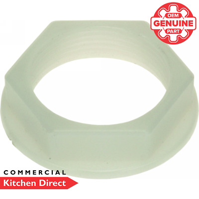 *Genuine Part* Comenda Ring Nut For Drain Assembly - 180109
