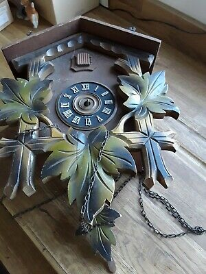 Cuckoo clock spares repair