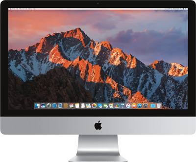 Apple iMac 27-inch with Retina 5K All-In-One PC OVP NEU