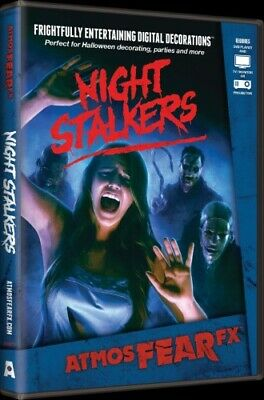 AtmosfxAtmosFEARfx Night Stalkers Digital Decorations where fear comes alive!