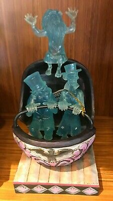 Disney Parks Haunted Mansion Hitchhiking Ghosts Doom Buggy Figure Jim Shore New