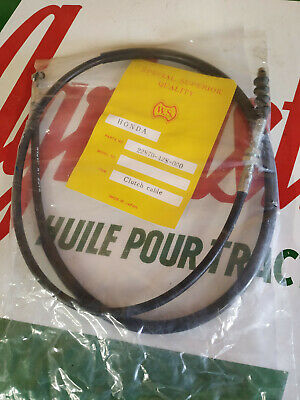 N.O.S cable d'embrayage HONDA XR XR250 500 XL 250 XL250 ref 22870-428-000 CLUTCH