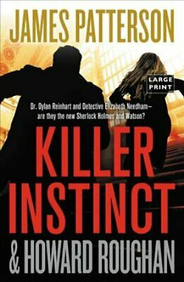 Killer Instinct by James Patterson 9780316422338 | Brand New | Free US Shipping