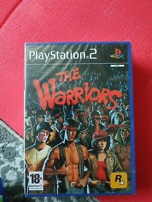 The Warriors PS2 sous blister