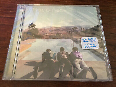 ***BRAND NEW - FACTORY SEALED CD*** Happiness Begins by Jonas Brothers