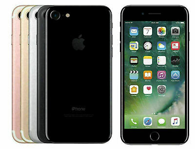 Apple iPhone 7 32GB 128GB 256GB GSM Factory Unlocked choose color