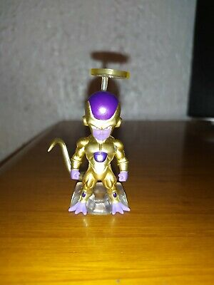 Dragon ball Super Gashapon freezer frieza freeza bandai new adverge golden