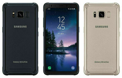 Samsung Galaxy S8 Active 64GB T-Mobile AT&T GSM Unlocked Android Smartphone G892