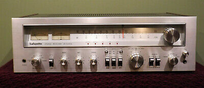 Lafayette LR-5555A Stereo Receiver. Great condition