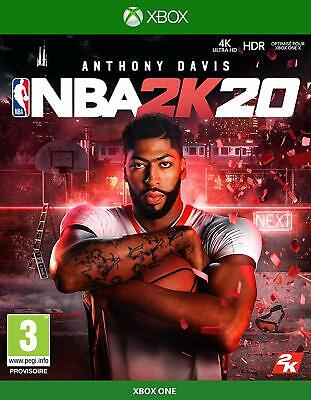 NBA 2K20 + DLC XBOX one exclusif