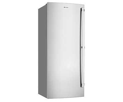 Westinghouse WFB4204SA 425 Litre Single Door Stainless Steel Upright Freezer